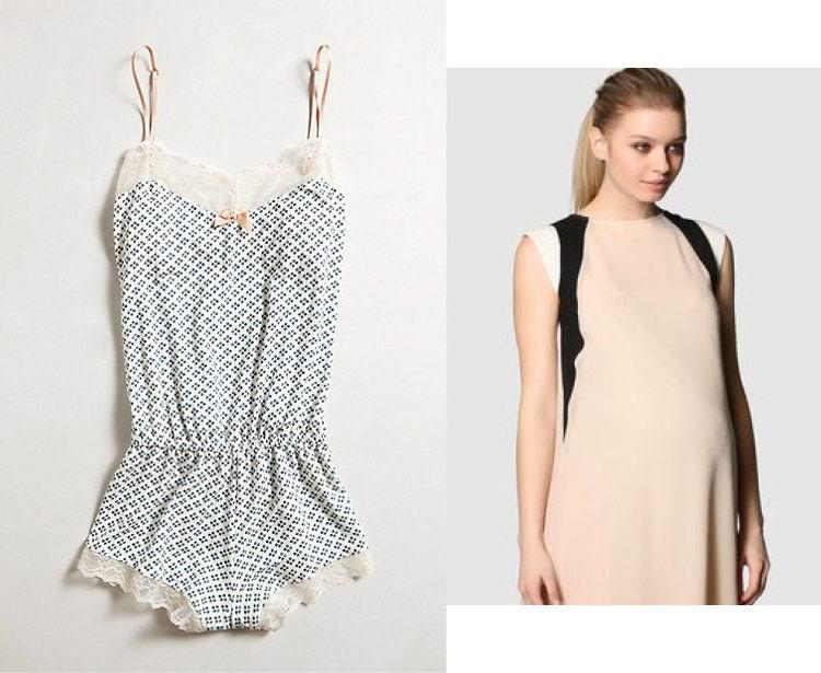 vestido y chica